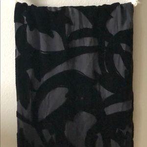 Accessories - Velvet scarf